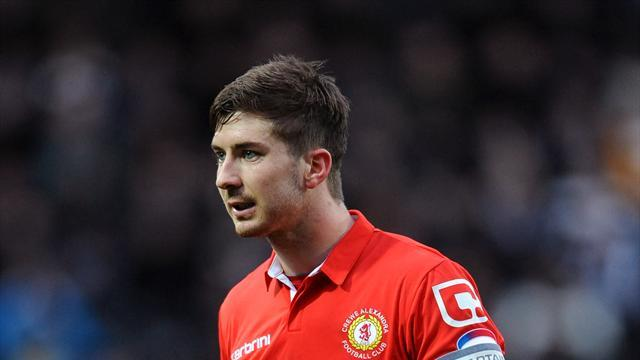 League Two - No interest in Crewe talent yet