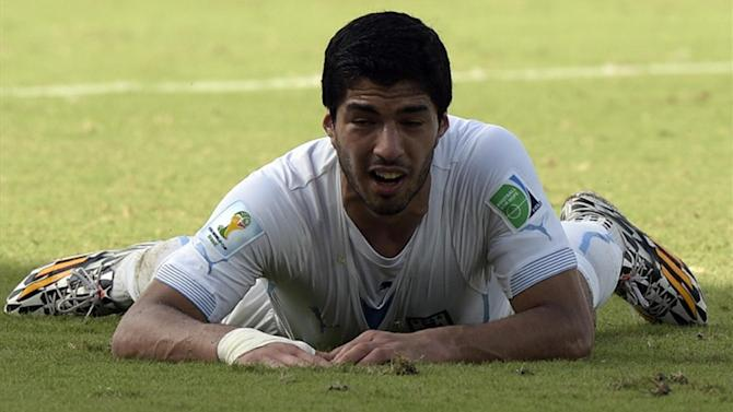 Liga - Luis Suarez still bitter about 'racist cheat' label