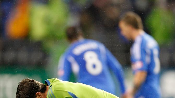 Montreal Impact v Seattle Sounders