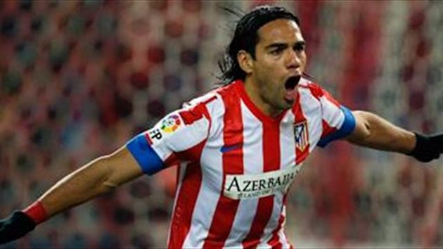 'Falcao 90 per cent at Monaco'