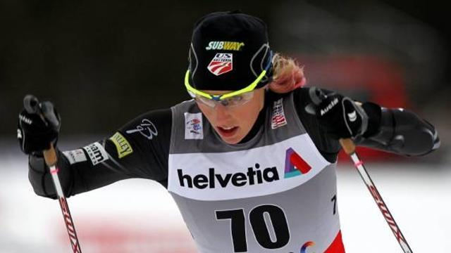 Cross-Country Skiing - Randall takes World Cup win at Olympic venue