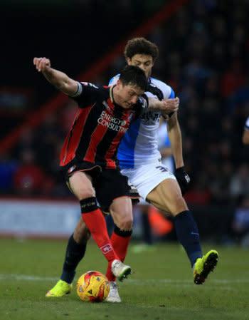 Soccer - Sky Bet Championship - AFC Bournemouth v Blackburn Rovers - Dean Court