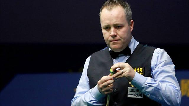 Snooker - Brilliant Higgins stuns Trump at World Open with superb recovery