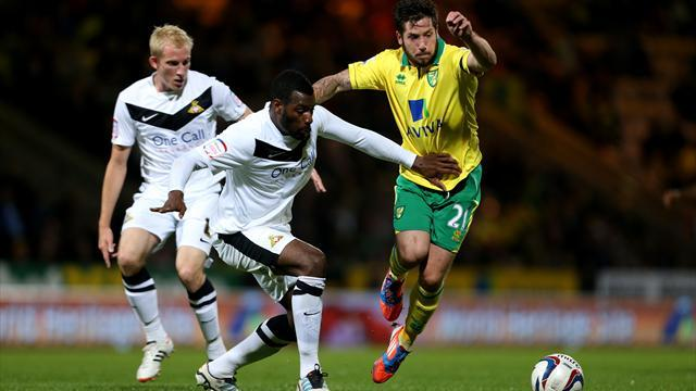 Championship - Butterfield joins Palace on loan