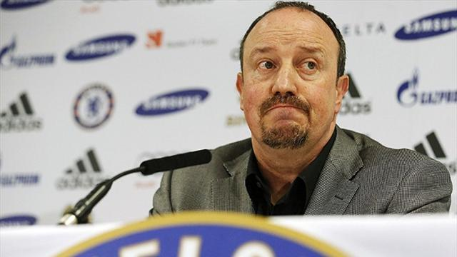 Premier League - Benitez: Abramovich won't sack me, we get on fine