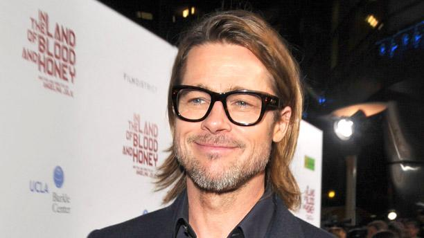 Brad Pitt In The Land Of Blood And Honey Los Angeles Premiere