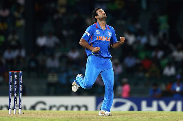 India v Afghanistan - ICC World Twenty20: Group A