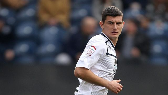 League One - Preston down Bury on spot kicks in JPT