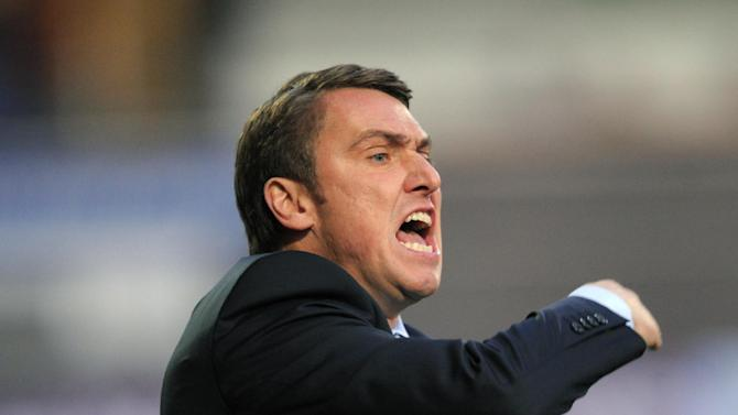 Lee Clark (pictured) will replace Chris Hughton as manager