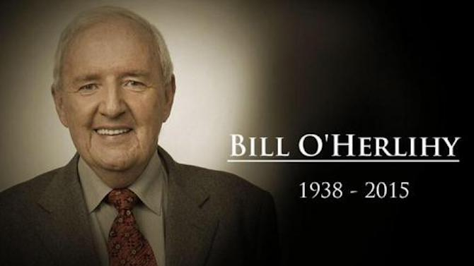 'A true gent' – Tributes pour in from the sporting world after the passing of Bill O'Herlihy