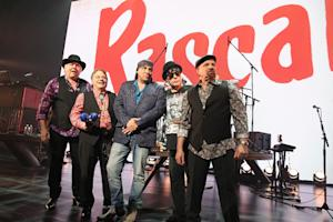 The Rascals Reunite on Broadway