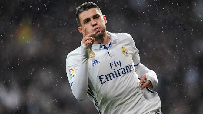 VIDEO: Kovacic scores rabona in Madrid training