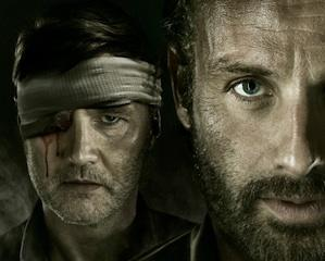 The Walking Dead First Look: New Poster Pits Rick Against the Governor!