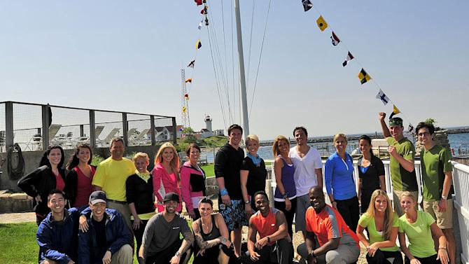 """The cast of """"The Amazing Race 17."""""""