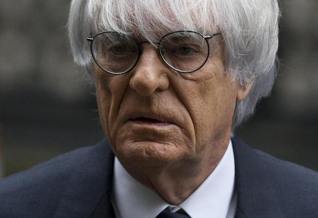 F1 boss Bernie Ecclestone goes on trial in Germany