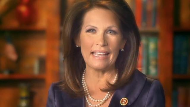 Michele Bachmann: I'm not running for another term