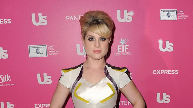 Kelly Osbourne US Wkly Pty