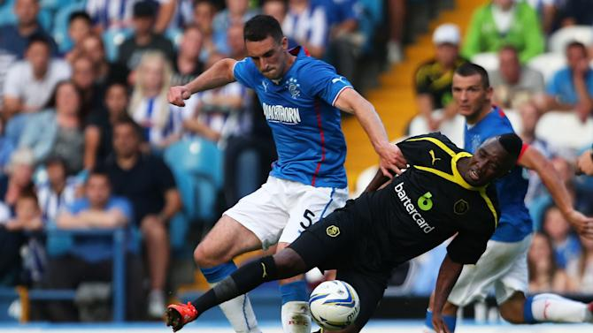 Soccer - Pre-Season Friendly - Sheffield Wednesday v Rangers - Hillsborough