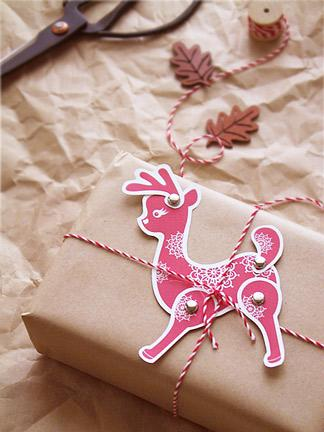 Gift Tags by Eat Drink Chic