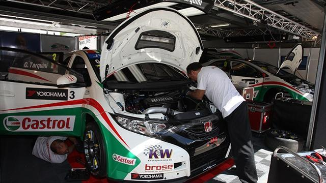 WTCC - Tarquini engine request granted