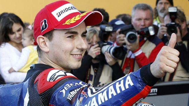 Motorcycling - Lorenzo sure he can still improve