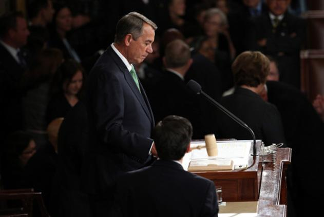John Boehner Cancels On 'Tonight Show' After Kevin McCarthy Bails On Speaker Race