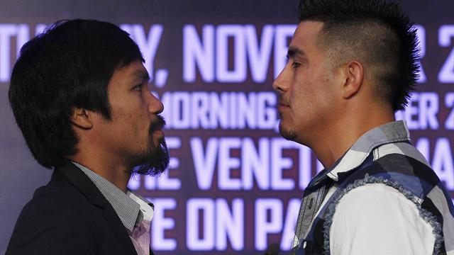 Boxing - Does boxing's mega-fight future lie away from Las Vegas?