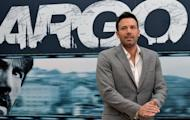 """US actor and film director Ben Affleck at a photocall for his film """"Argo"""" on October 19, 2012 at a hotel in Rome. Affleck's Iran hostage crisis drama is nominated for a Golden Globe in the Best Drama category"""