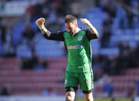 Soccer - Sky Bet Championship - Wigan Athletic v Brighton and Hove Albion - DW Stadium
