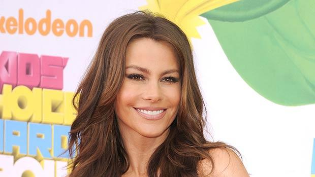 Sofia Vergara Kids Choice Awards
