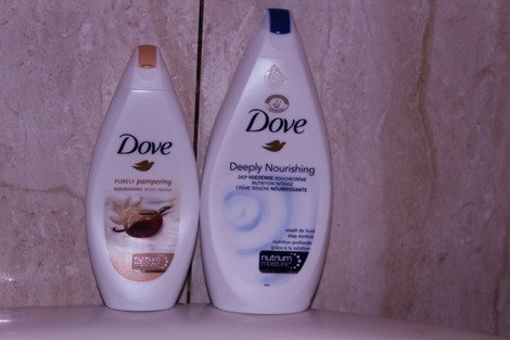 Dove Shower Wash