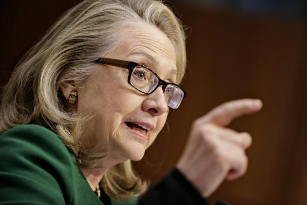 Hillary Clinton email trove under review for release