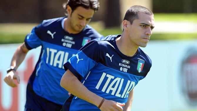 World Cup - Star turns down place in Italy squad