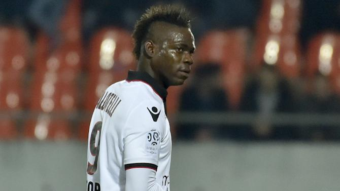 'There haven't been positive signs' - Ventura says Balotelli must 'change' to earn Italy recall