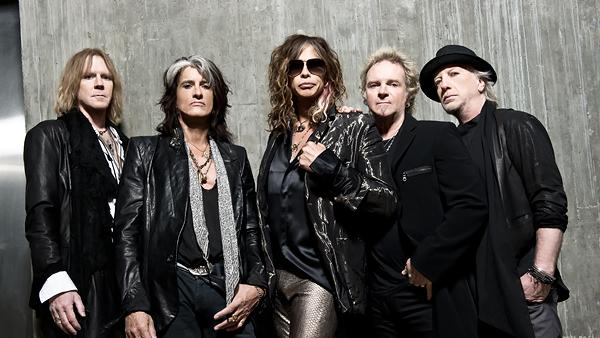 Aerosmith's Steven Tyler and Tom Hamilton on 'LUV XXX': Track-by-Track Premiere