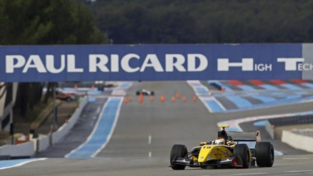 Formula Renault 3.5 - Peerless Magnussen clinches title