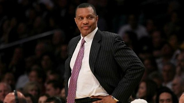 Head coach Alvin Gentry of the Phoenix Suns