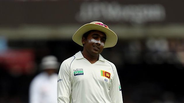Mahela Jayawardene is set for a spell on the sidelines