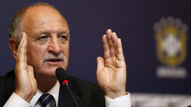 World Football - Scolari says he deserves second chance with Brazil