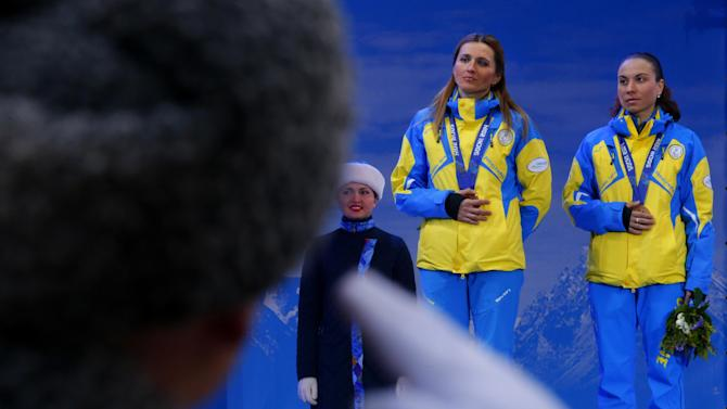 Ukraine Paralympic head slams Russian 'aggression'