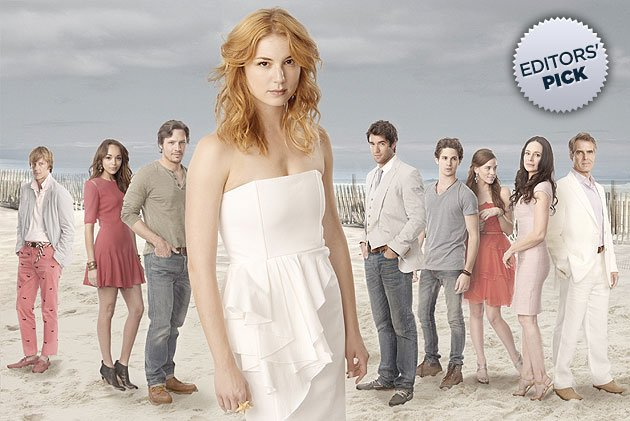 "The cast of ""Revenge"""