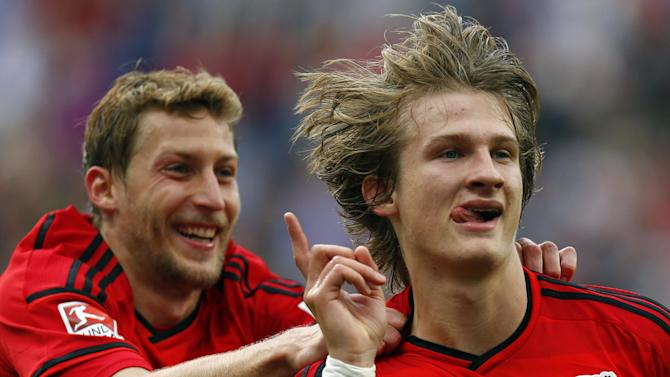Bundesliga - Wasteful Leverkusen's perfect start ends with Bremen draw
