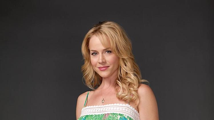 "Julie Benz as Rita in ""Dexter."""