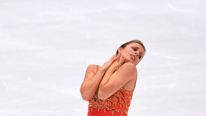 Japan Open 2013 Figure Skating