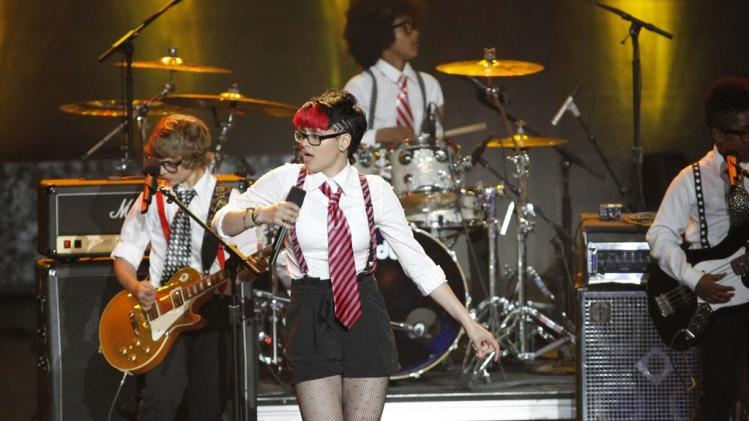 "POPLYFE (teen band) is one of the Top 48 acts on Season 6 of ""America's Got Talent."""