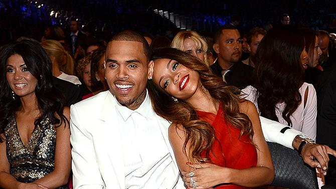Chris Brown, Rihanna