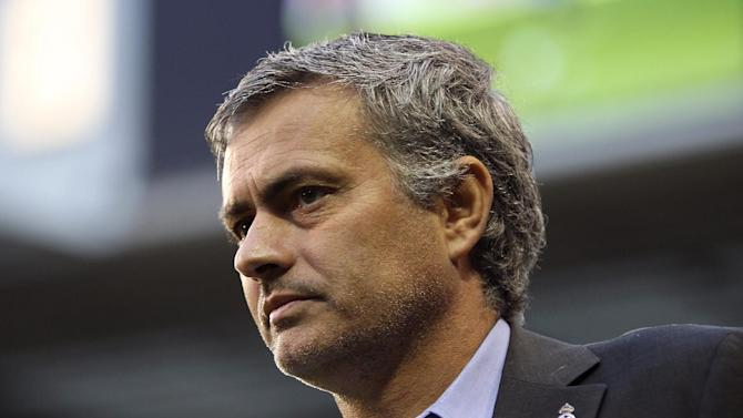 Jose Mourinho was please with Real Madrid's performance against Borussia Dortmund
