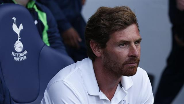 Football - Villas-Boas prepares to face press