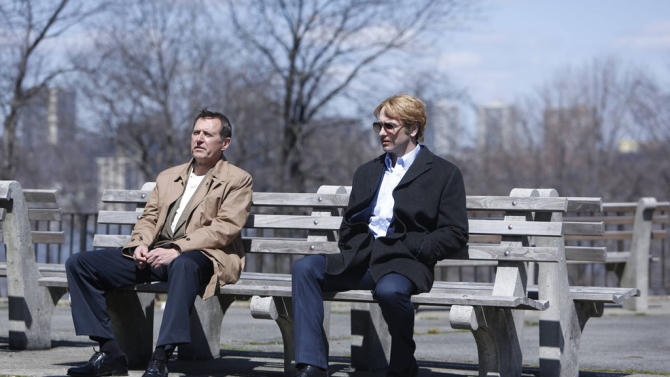 """The Americans"" -- ""The Colonel"""
