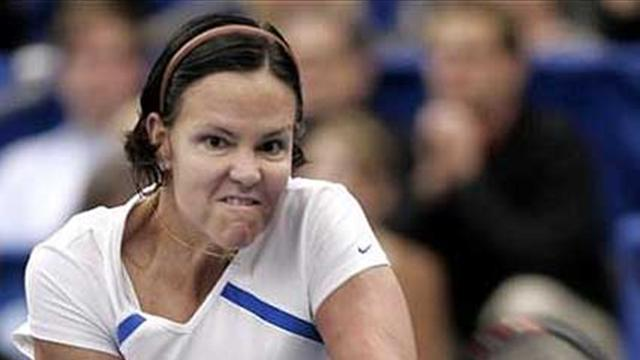 Tennis - Davenport heads list of Hall of Fame nominations